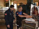 Zabıta Müdürlüğü Ekiplerimiz, Ramazan Dolayısıyla Fırınlarda Gramaj Denetimi Yaptı